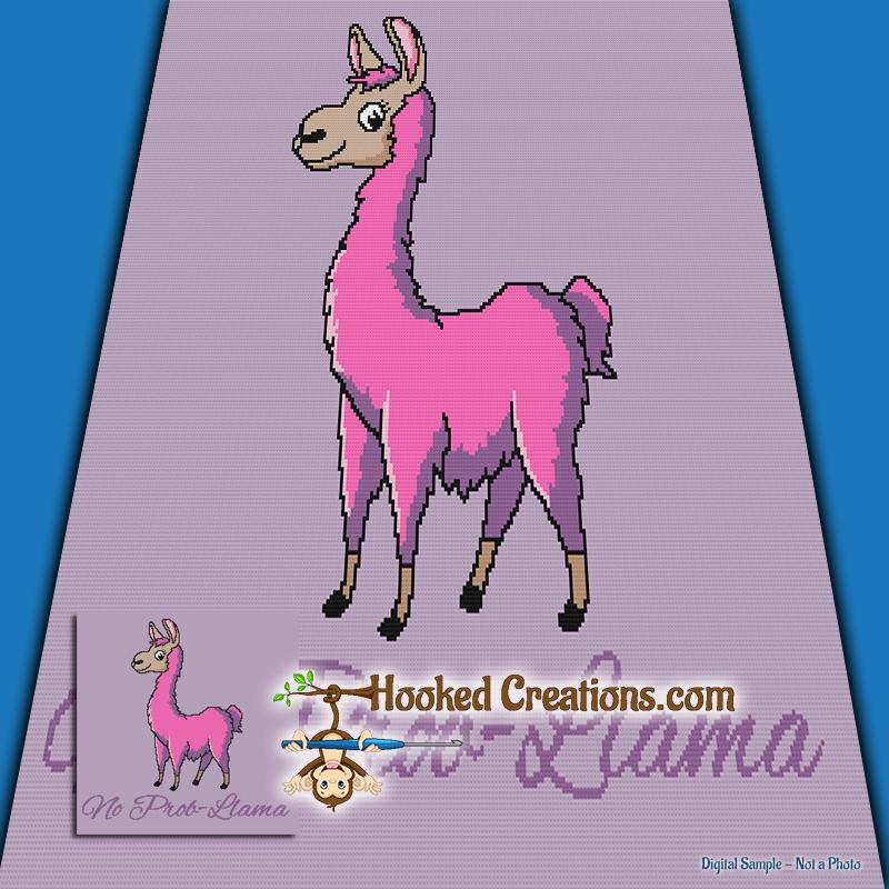 Crochet Llama-No-Drama Stitch Along: Materials List - YouTube | 800x800