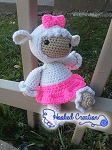 Lambie Crochet Pattern - Amigurumi - PDF Download