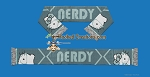 Nerdy Kitty SC (Single Crochet) Scarf Graphghan Crochet Pattern - PDF Download