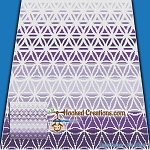Optical Starfish SC (Single Crochet) Throw Blanket Graphghan Crochet Pattern - PDF Download