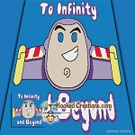 To Infinity SC (Single Crochet) Throw Blanket Graphghan Crochet Pattern - PDF Download