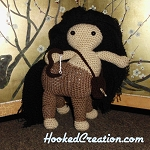 Centaur Crochet Pattern - Amigurumi - PDF Download