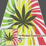 High Times SC (Single Crochet) Throw Sized Blanket Graphghan Crochet Pattern - PDF Download