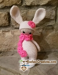 Lil Bunny Crochet Pattern - Amigurumi - PDF Download