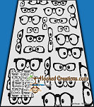 Nerd Life SC (Single Crochet) Full Sized Blanket Graphghan Crochet Pattern - PDF Download